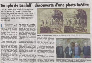 Article Presse dArmor 140205