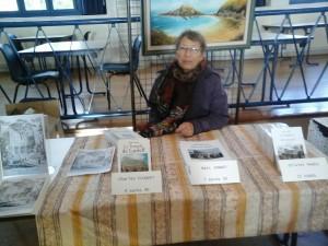 stand salon du livre Paimpol